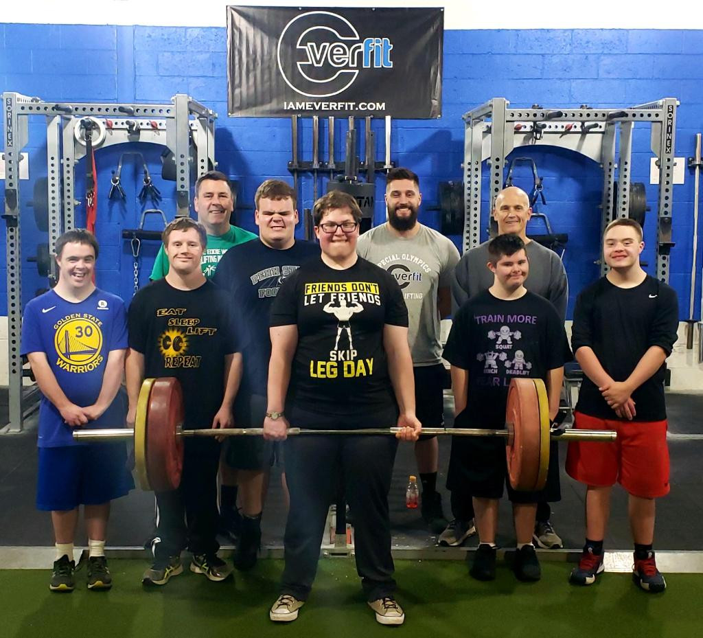 Chester County Powerlifting Team