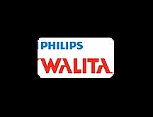logo da philips walita cliente da produtora de video bendita filmes