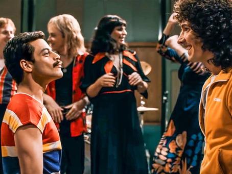 A Fotografia de Bohemian Rhapsody