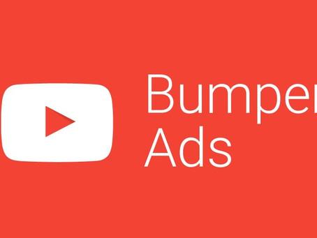 6 razões para apostar nos Bumper Ads, vídeos de 6 segundos do YouTube