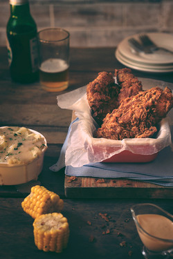 Buttermilk Chicken A_Flat
