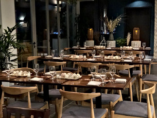 Private Seated Dinner