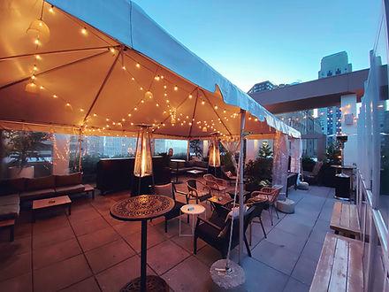 Patio Tent Heat Lamps.JPG