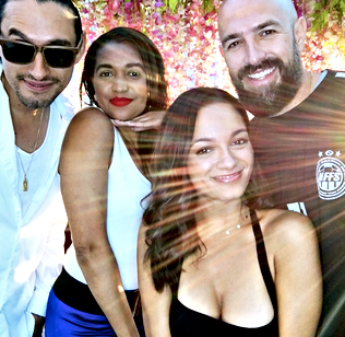 Brunch Photo Booth