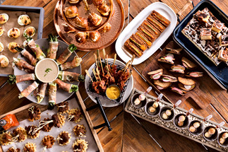 Brunch Party Hors D'oeuvres