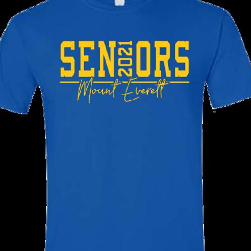 Mt. Everett 2021 Seniors Tee