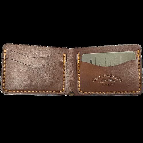 The Berkshires Handmade Men's Wrangler Wallet