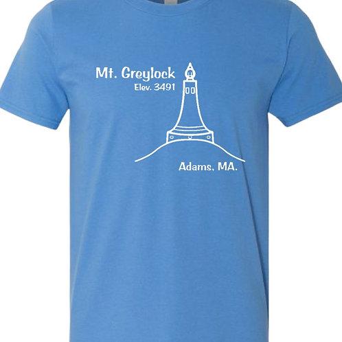 Mt. Greylock Adam's MA Tee