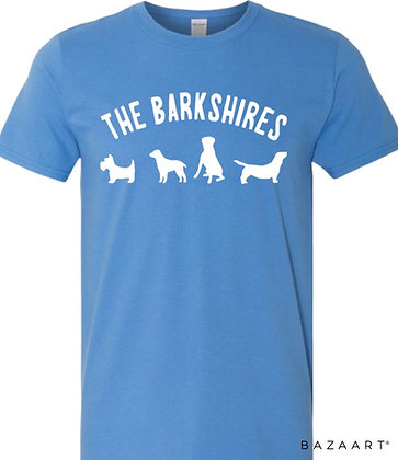 """""""The Barkshires"""" Dog Lover Tee"""