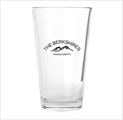 Berkshire Mountains Pint Glass (set of 2)