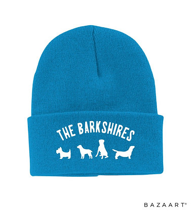The Barkshires Winter Beanie