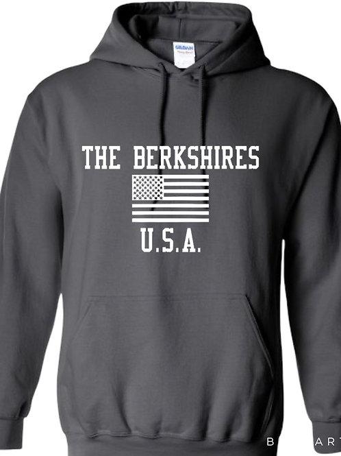 The Berkshires USA Hoodie
