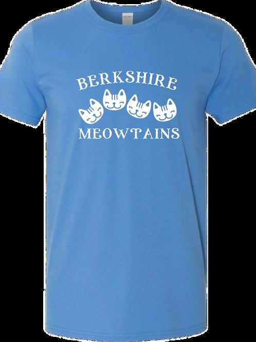 Berkshire Meowtains Cat Tee