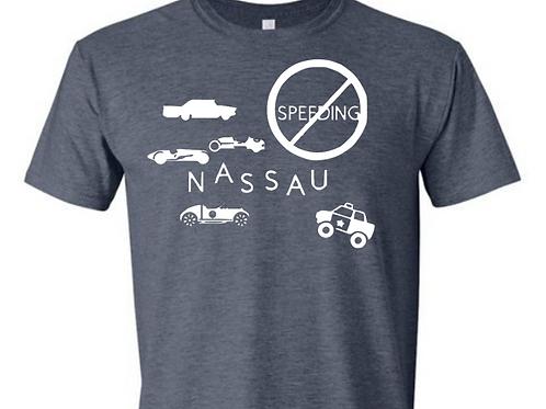 No Speeding in Nassau Tee