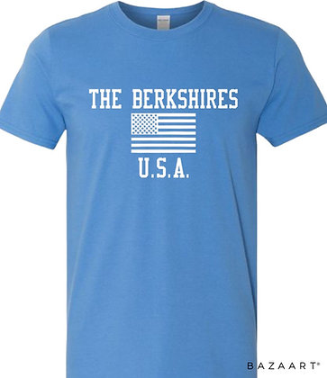 The Berkshires USA Tee