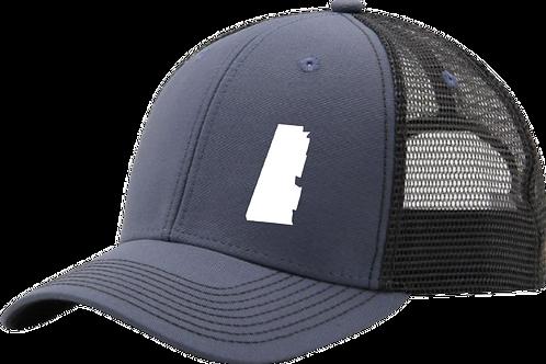 Western MA Logo Trucker Hat