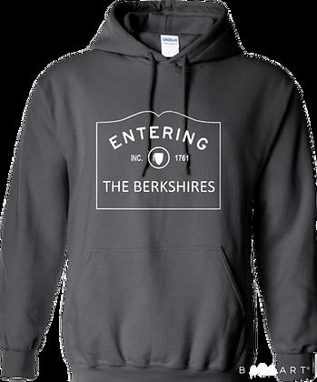 Entering The Berkshires Hoodie