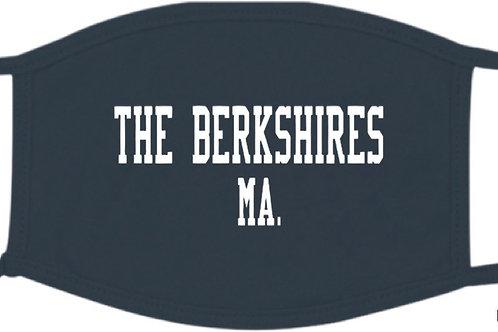 The Berkshires Varsity Style Mask