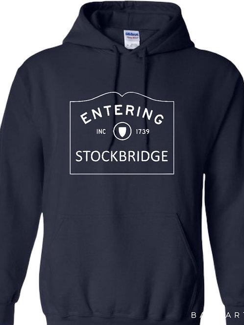 Entering Stockbridge Hoodie