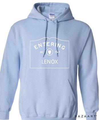Entering Lenox Hoodie