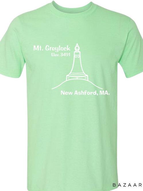 Mt. Greylock New Ashford MA Tee