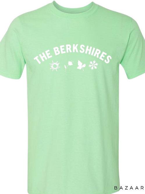 """The Berkshires """"Seasons"""" Tee"""
