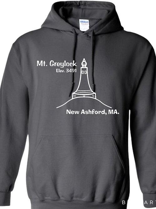 Mt. Greylock New Ashford MA Hoodie