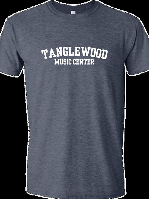 Tanglewood Music Festival Varsity Style Tee