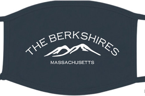Berkshires Mountains Classic Mask