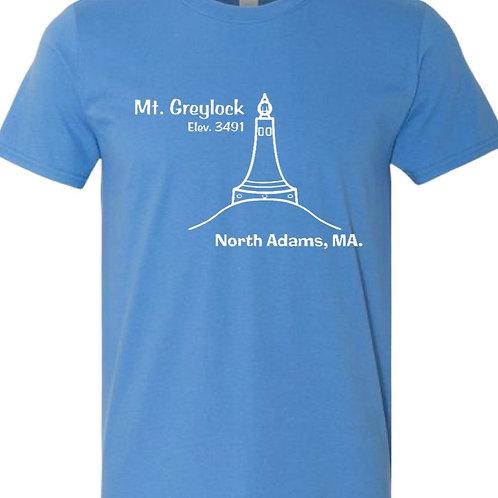 Mt. Greylock North Adams MA Tee