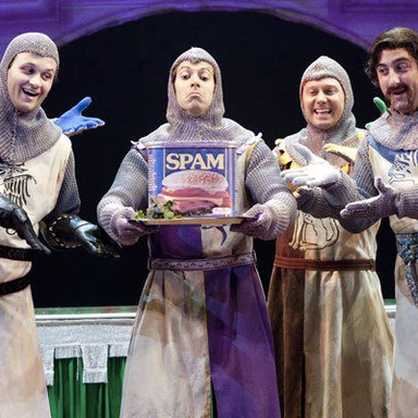 SPAMALOT: NATIONAL TOUR