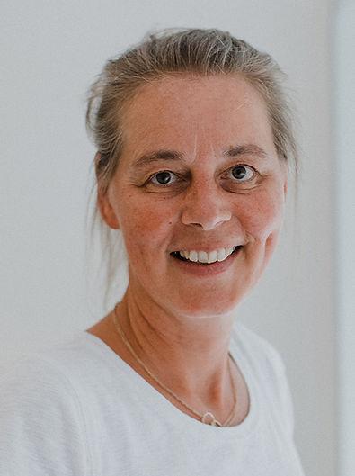 Jutta Rienow Porträt Fachärztin für Allgemeinmedizin