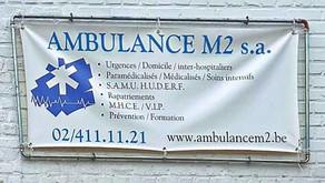 Ambulance M2 – Coopération Nord-Sud