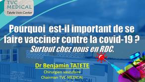 La vaccination contre la COVID-19
