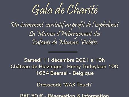 Gala de Charité - Maison des Enfants de Maman Violette