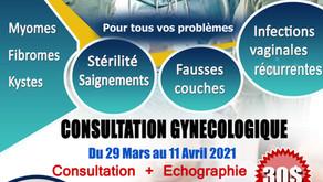 Gynécologie Obstétrique - Dr Michel Dikete Ekanga