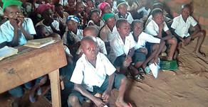 La Fondation Tatete Vein Center & l'école primaire Luzolo à Kabondo (Ville de Boma)