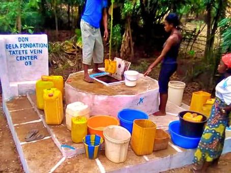 Boma - Puits d'eau