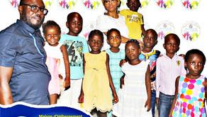 Les enfants de Maman Violette Tatete - Un an déjà !