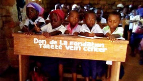 La Fondation Tatete Vein Center & l'école primaire Luzolo à Kabondo (Boma)