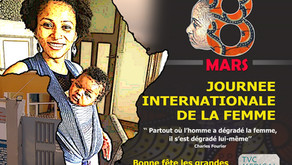 Journée internationale de la femme - 8 mars 2021
