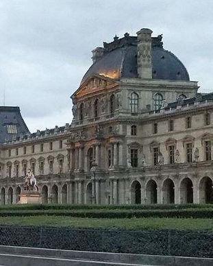 Louve Paris France
