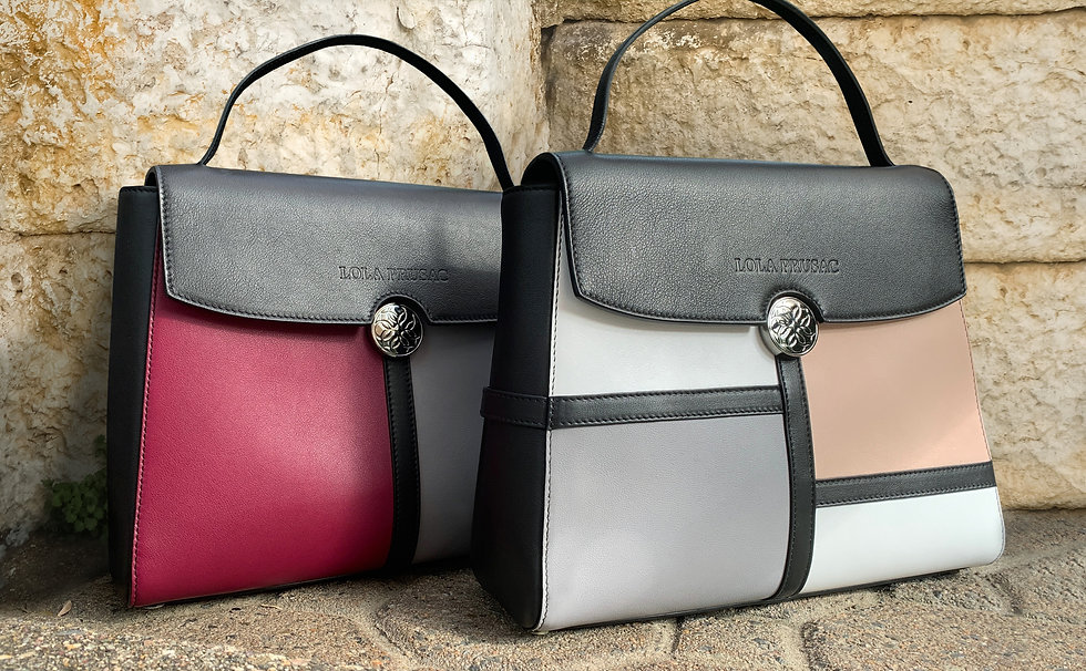 Lola Prusac Kristina satchels in calfskin leather.jpg