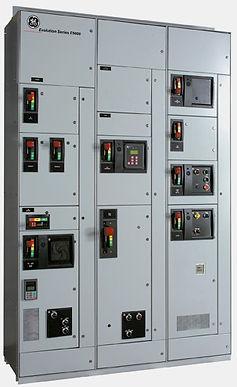 Tableros eléctricos tipo CCM