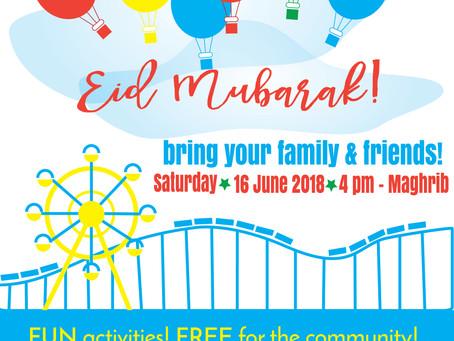Eid Carnival @Al-Amaan Center