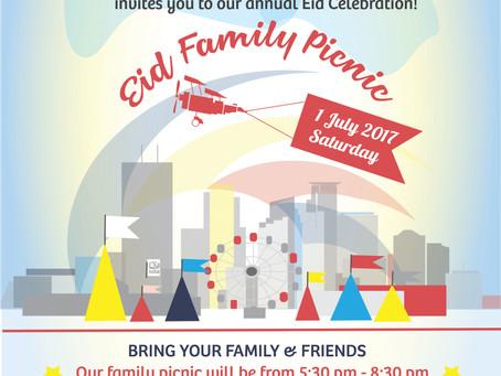 Al-Amaan Center invites you for an Eid al-Fitr Celebration