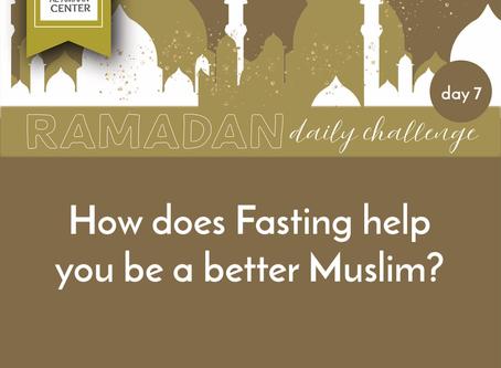 Ramadan Daily Challenge: Day 7