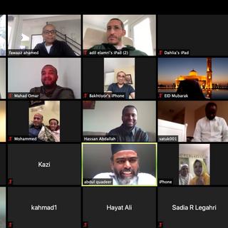 Virtual Eid gathering 2020