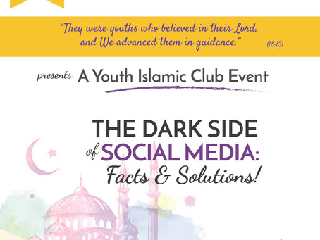 Comprehensive Youth Program: The Dark Side of Social Media - Facts & Solutions