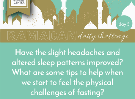 Ramadan Daily Challenge: Day 5